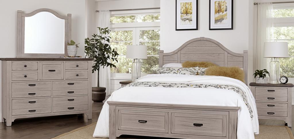Vaughn Bassett Bedroom